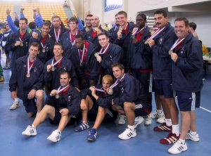 2003 Pan Am Games Bronze Medal winners USA!
