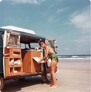 Daytona Van 1978