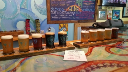 Fla Keys brewing flights