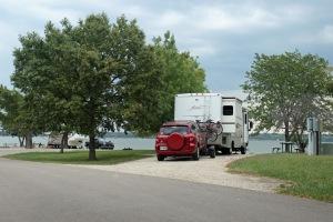Kansas camping