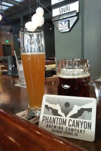 Phantom Canyon Brews