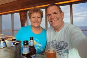 Final Happy Hour at Sea!