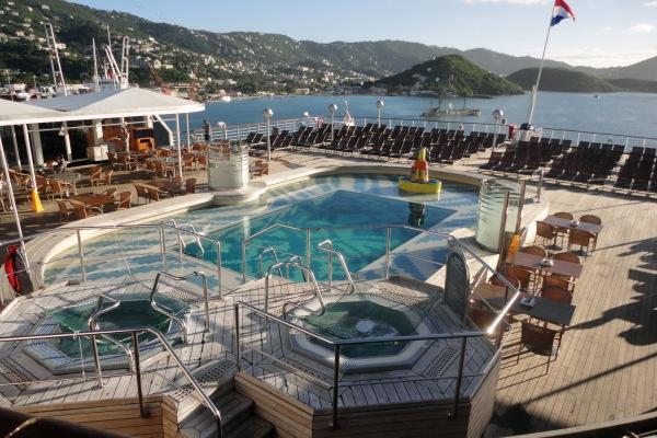 P St Thomas back deck