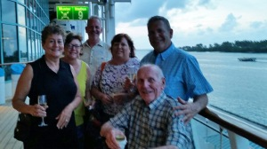 Bahamas Cruise family