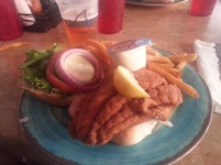 Best Grouper Sandwich!
