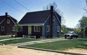 First house