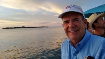 Sunset at Key West