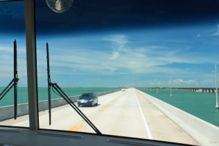 Seven-mile bridge