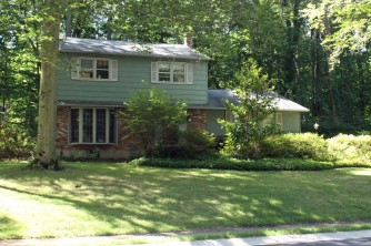 Arbor Park home