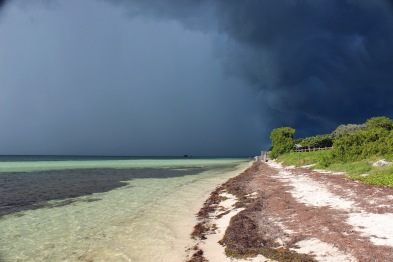Storm on the way