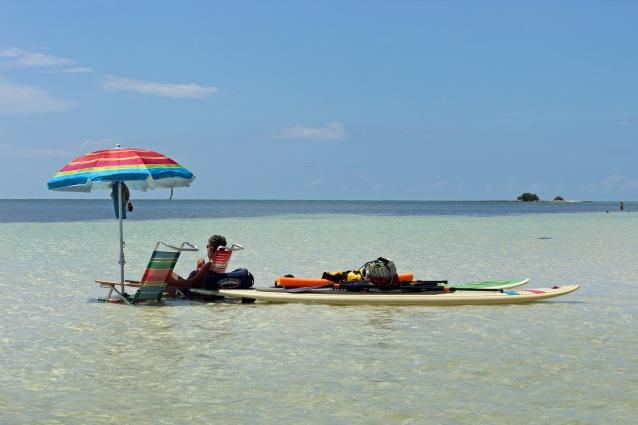 "Bahia Honda ""beach"""