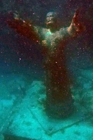 Christ of the Abyss, John Pennekamp Coral Reef SP