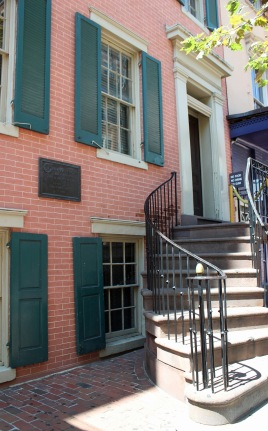 House where Lincoln died