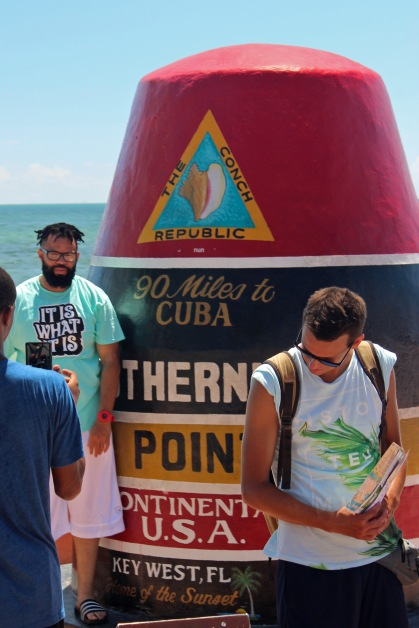 Southernmost Point in US, Key West