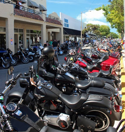 Bike Week at Key West