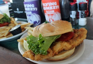 Fogarty's Fish Sandwich