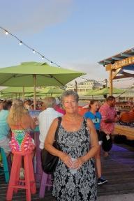 Sunset celebration, Key West