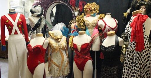 Costume Shop, Radio City