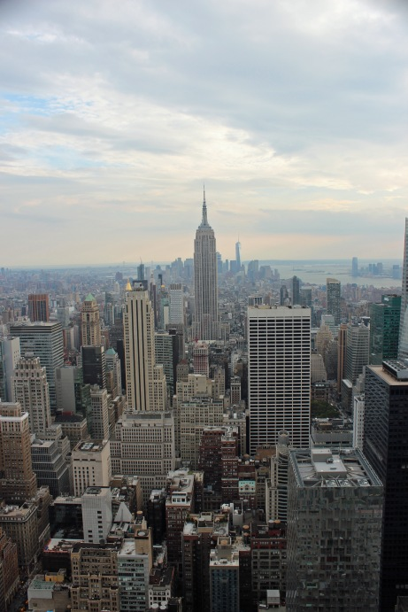 View from Top of the Rock