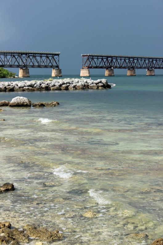 Old Bahia Honda bridge
