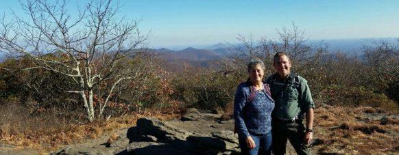Summit of Blood Mountain