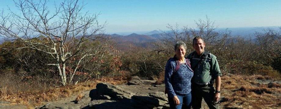 Summit of Blood Mountain