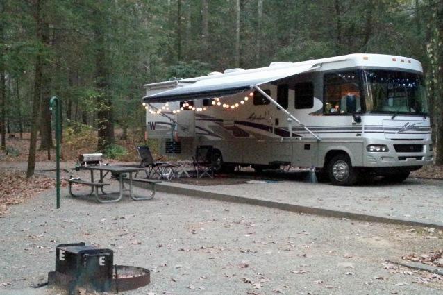 Vogel St Pk Campground