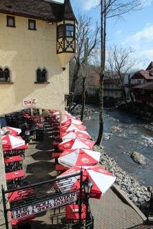Troll Tavern along the Chattahoochee