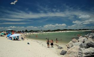 Lagoon Beach