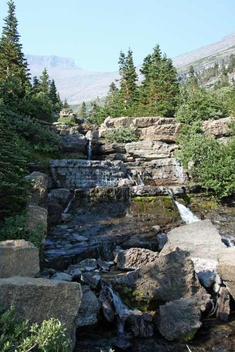 a falls