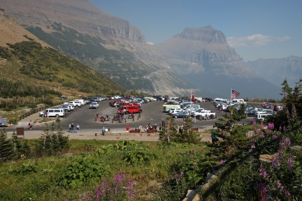 a Logan pass parking