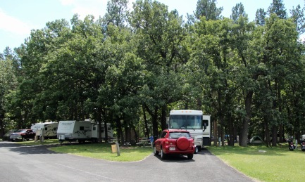 Grace Coolidge Campground