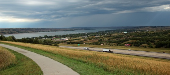 Down to the Missouri River