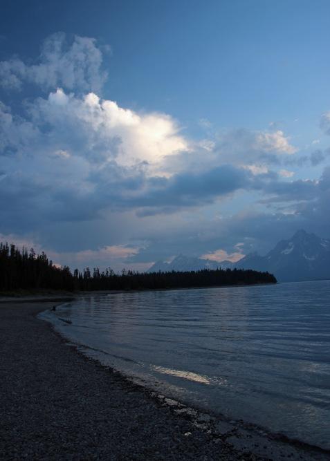 a Jackson Lake