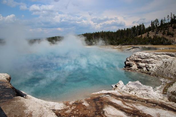 Hot spring 2
