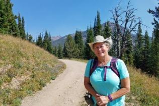 Mt Washburn hike