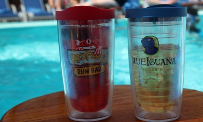 Our magical drink cups.