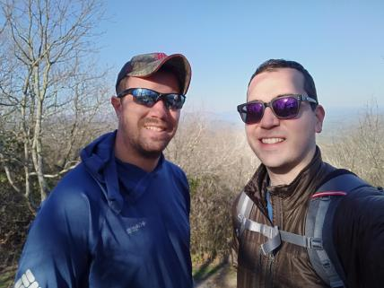 Hiking Cousins