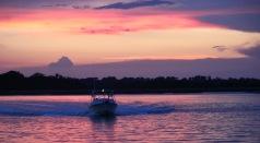 HHRV sunset boat 2