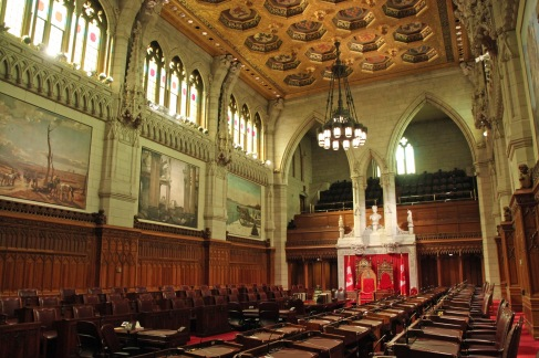 ~Canadian Senate