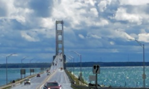 ~Mackinaw Bridge