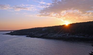 ~Acadia (65) sunset