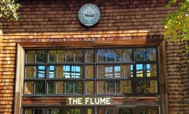 ~New Hampshire Flume