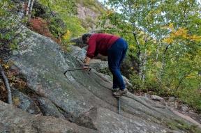 ~Precipice rails