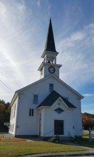 ~Vermont church 3