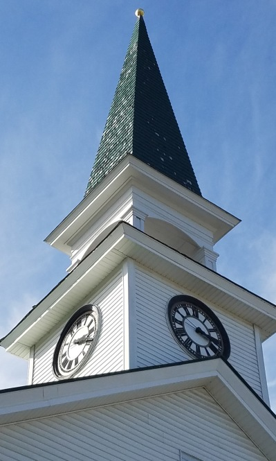 ~Vermont church
