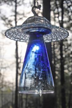 Bluebell totem