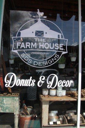 Farmhouse donuts