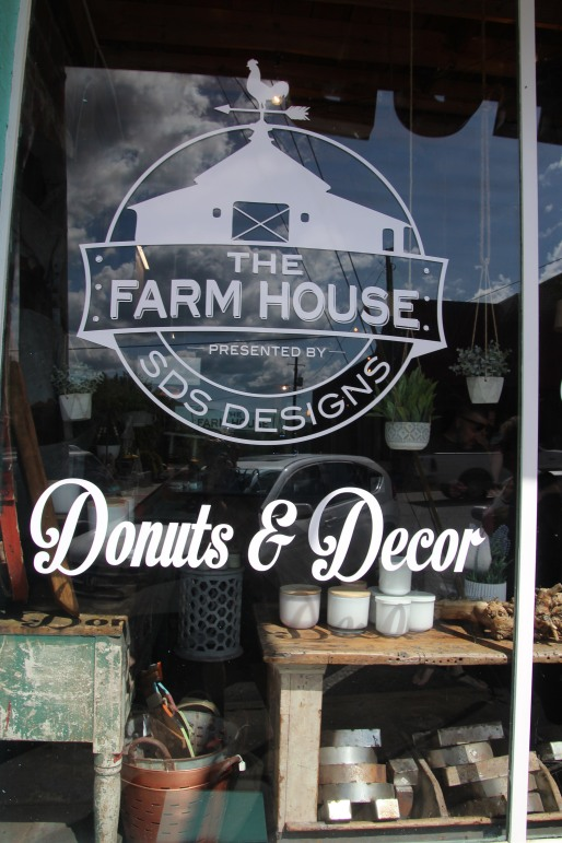 Farmhouse donuts