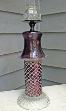 Purple scales